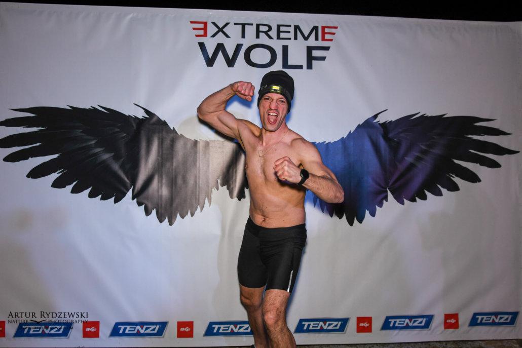 Extreme wolf 2021 bieg na gołą klatę