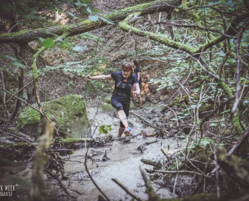 Wataha bieg extreme wolf