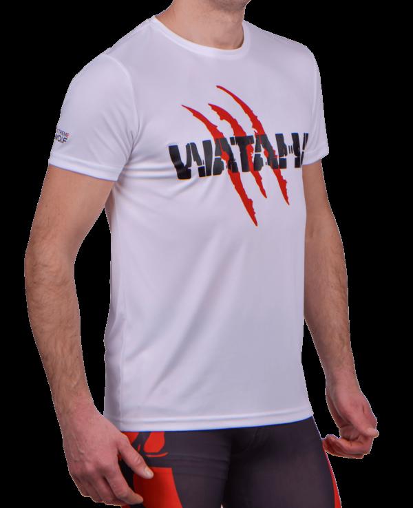 koszulka biegowa, koszulka treningowa, koszulka, wataha, bieganie, sport, bok front