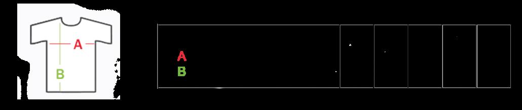 tabela rozmiarów Wataha III męska