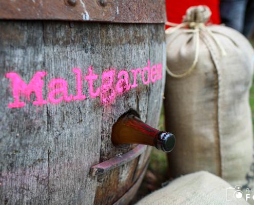 Wataha bieg extreme wolf, szczecin, maltgarden piwo
