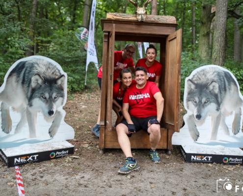 Wataha bieg extreme wolf, szczecin, szafa